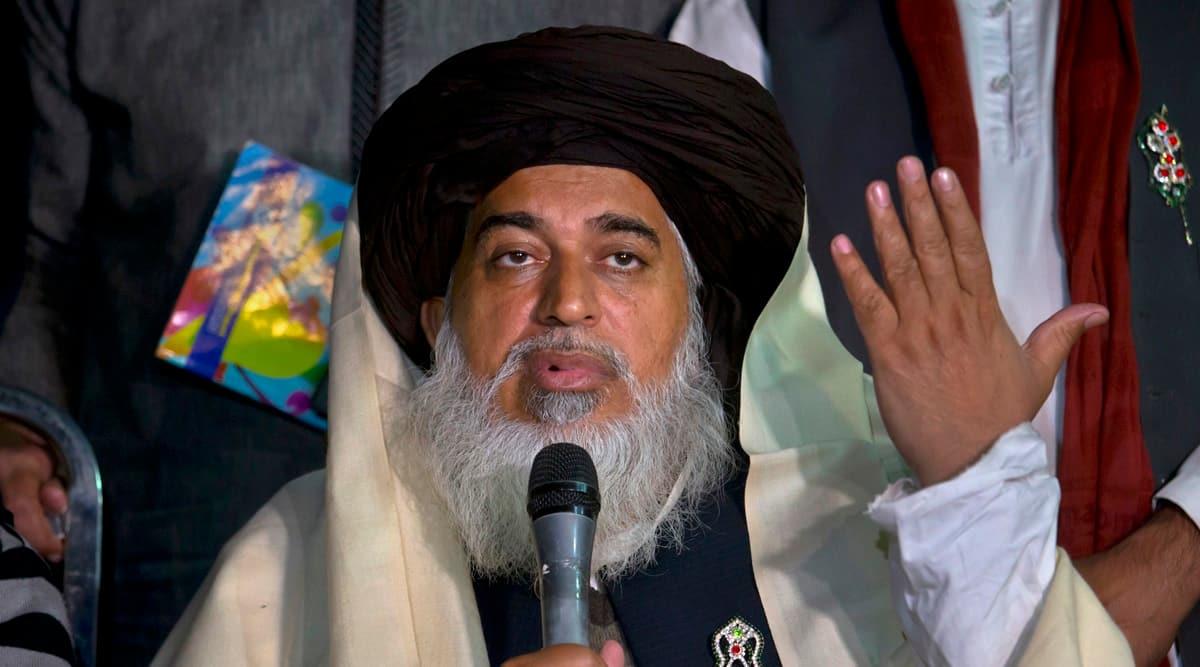 Khadim Hussein Rizvi. Khadim Hussein Rizvi dead, who was Khadim Hussein Rizvi, Khadim Hussein Rizvi dies, Khadim Hussein Rizvi coronavirus, Khadim Hussein Rizvi covid