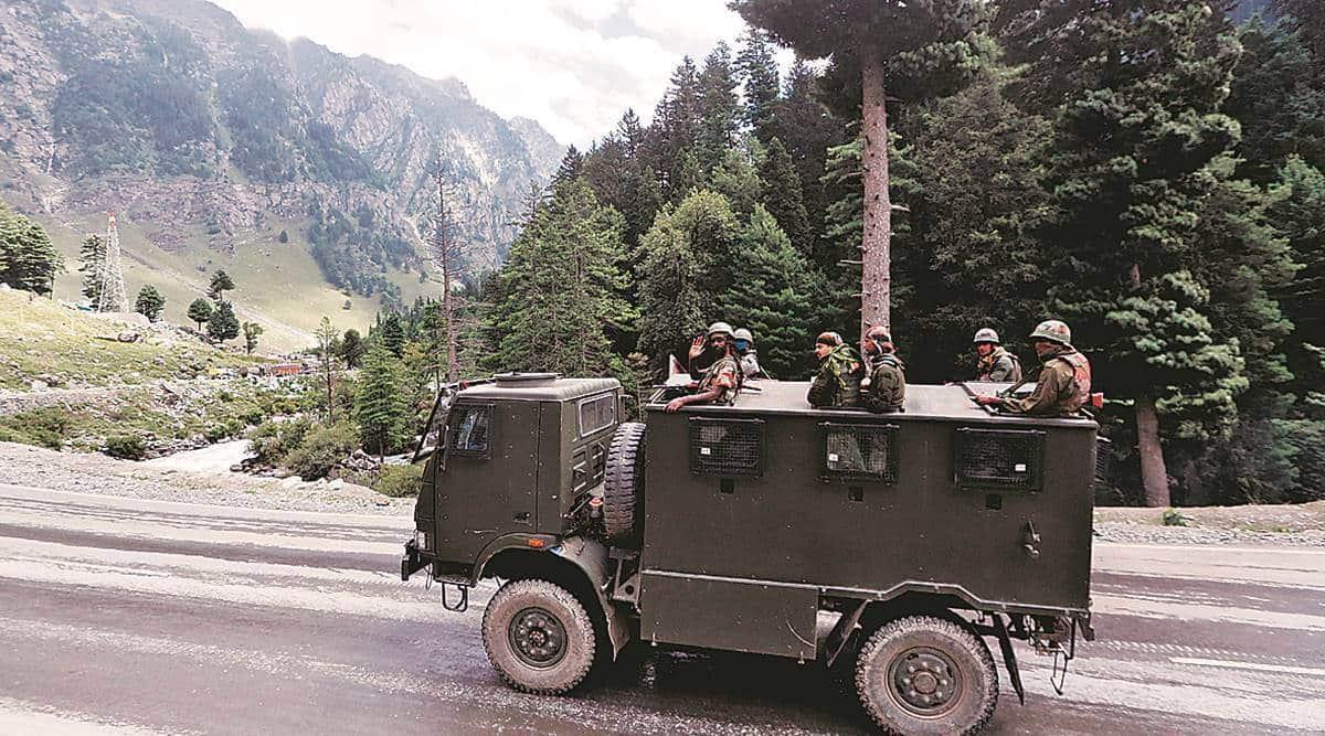 Khaskhabar/यूनिवर्सिटी के प्रोफेसर ने दावा किया है कि चीनी सेना ने ईस्टर्न लद्दाख