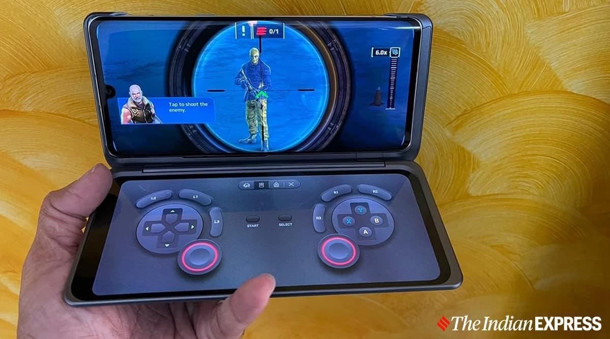 LG Velvet, LG Velvet review, LG Velvet dual screen phone, dual screen LG Velvet, LG Velvet price in India