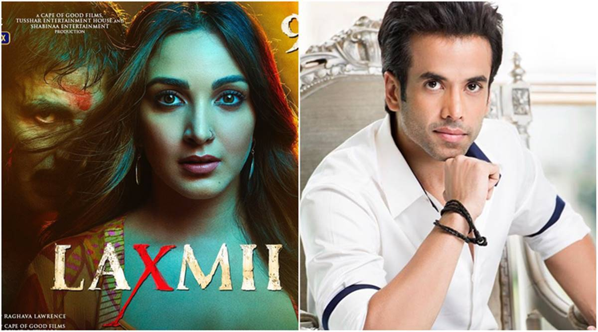Tusshar Kapoor on backing Laxmii: Not changing career tracks with film  production | Entertainment News,The Indian Express