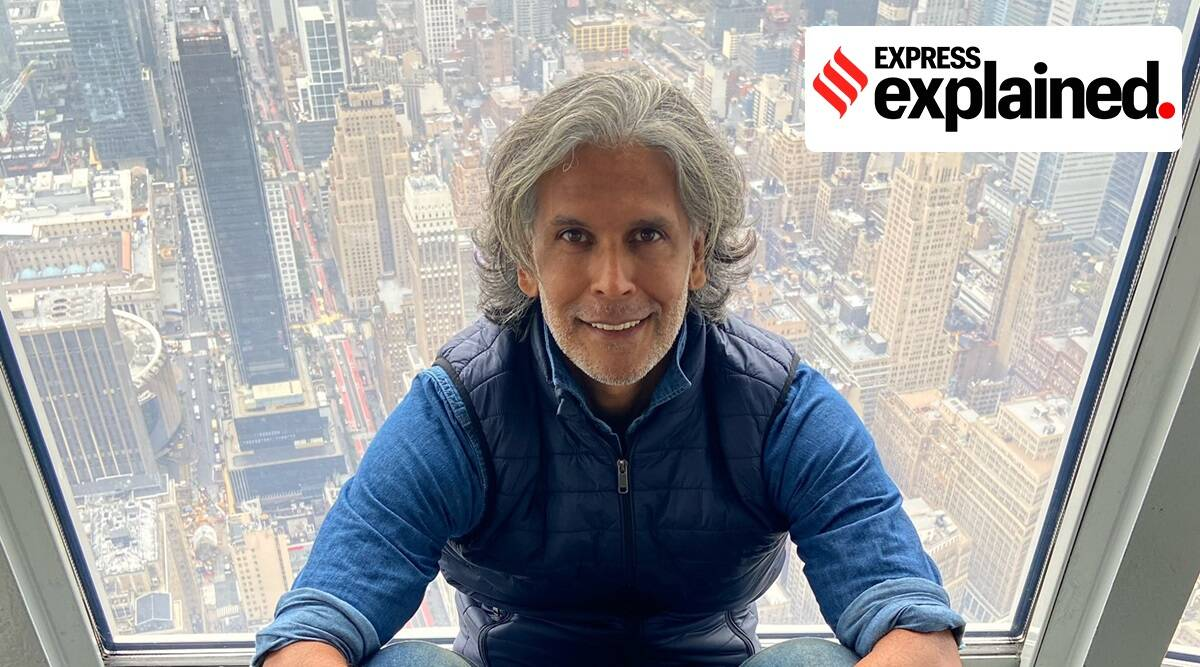 milind soman booked for obscenity, what is obscenity, obscenity legal definition, obscenity Section 294, Milind Soman, Manto obscenity trial, bandit queen obscenity trial, indian express