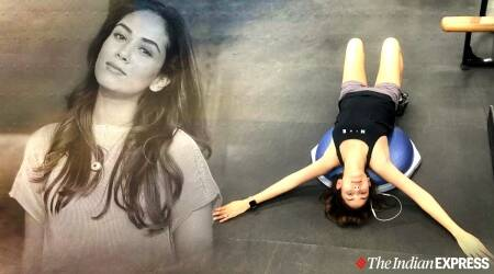 fitness inspiration, fitness motivation, mira rajput kapoor, mira rajput fitness, indianexpress.com, indianexpress, mid-week inspiration, fitness goals, back posture, improve core strength,