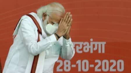 BJP, Bihar election results, BJP in Bihar, Bihar results, election results, BJP states India, Narendra Modi, Indian Express