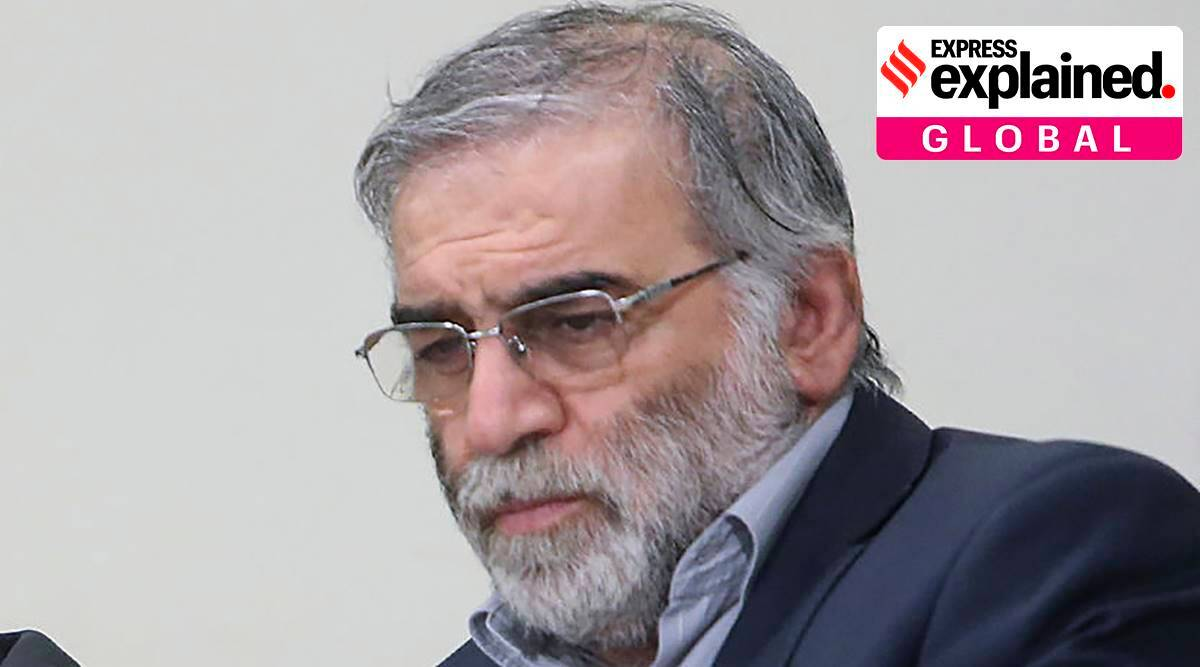 Mohsen Fakhrizadeh, Who was Mohsen Fakhrizadeh, Iranian scientist killing, Donald Trump, Iran news, Mohsen Fakhrizadeh assassination explained, Explained Global, world news