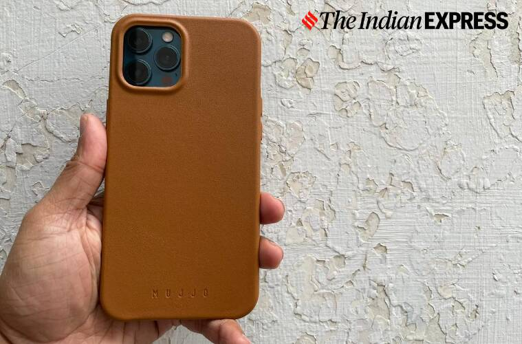 iPhone 12, iPhone 12 Mujjo cases, Mujjo iPhone cases, Mujjo iPhone cases, Mujjo iPhone cases India, Mujjo Apple accessories
