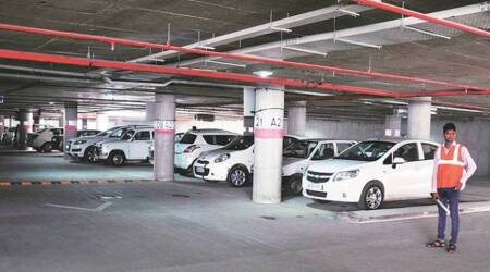 delhi city news, delhi news, delhi ncr news, SDMC, e-vehicle charging, indian express news