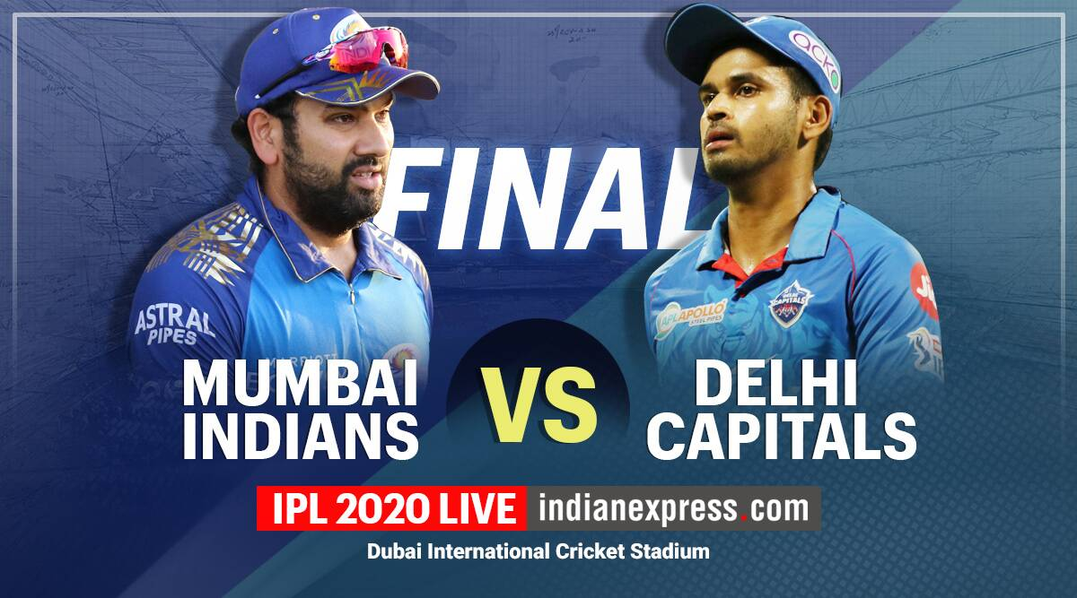 IPL 2020 Final, MI vs DC Highlights: Mumbai Indians win by 5 wickets,  clinch 5th IPL title | Sports News,The Indian Express