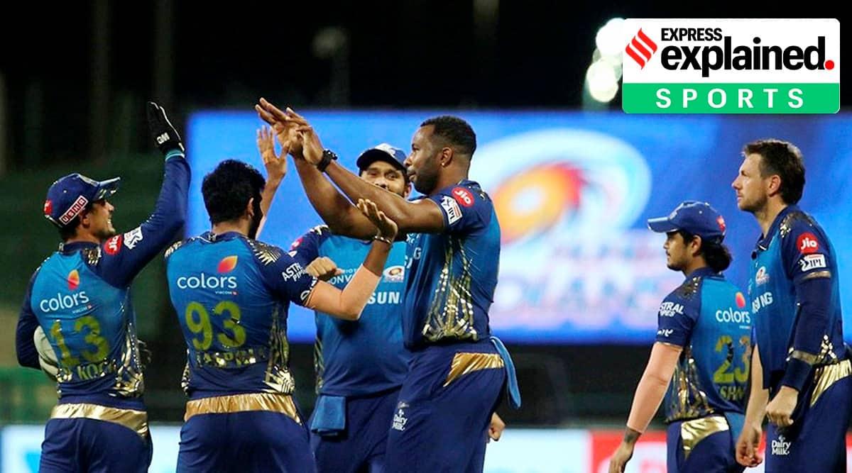 Mumbai Indians, Mumbai Indians IPL final, Mumbai Indians IPL 2020, MI IPL 2020, IPL final, Indian Express