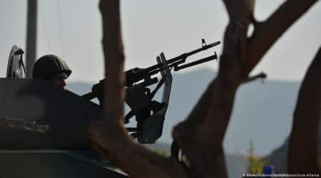 Nagorno-Karabakh conflict, Nagorno-Karabakh, Azerbaijan army