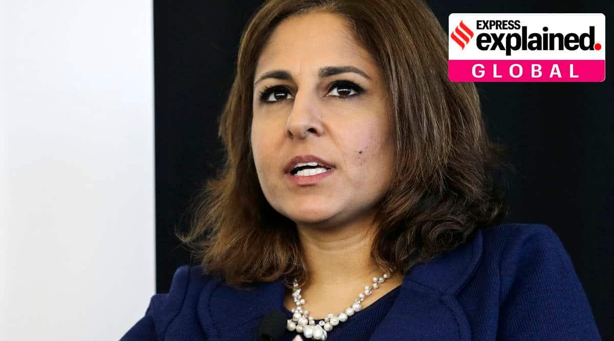 Neera Tanden, who is Neera Tanden, Neera Tanden India, Biden's budget chief, joe biden team, joe biden team women, joe biden appointments, express explained, indian express