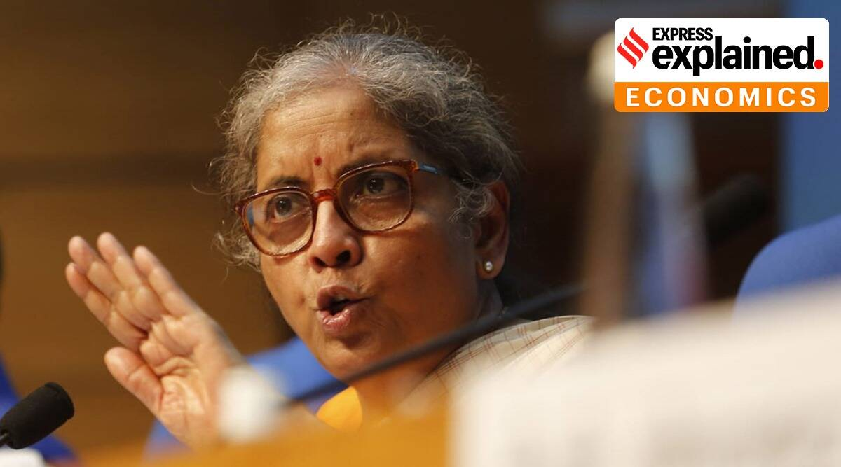 Nirmala Sitharaman, Nirmala Sitharaman press conference, new fiscal stimulus measure, India job creation measures, India economy, India lockdown impact, indian express
