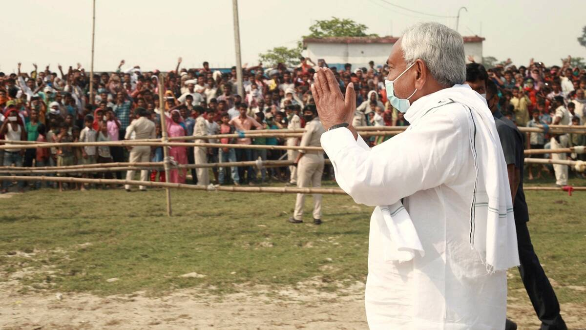 Campaigning ends, Nitish Kumar signs off: My last election