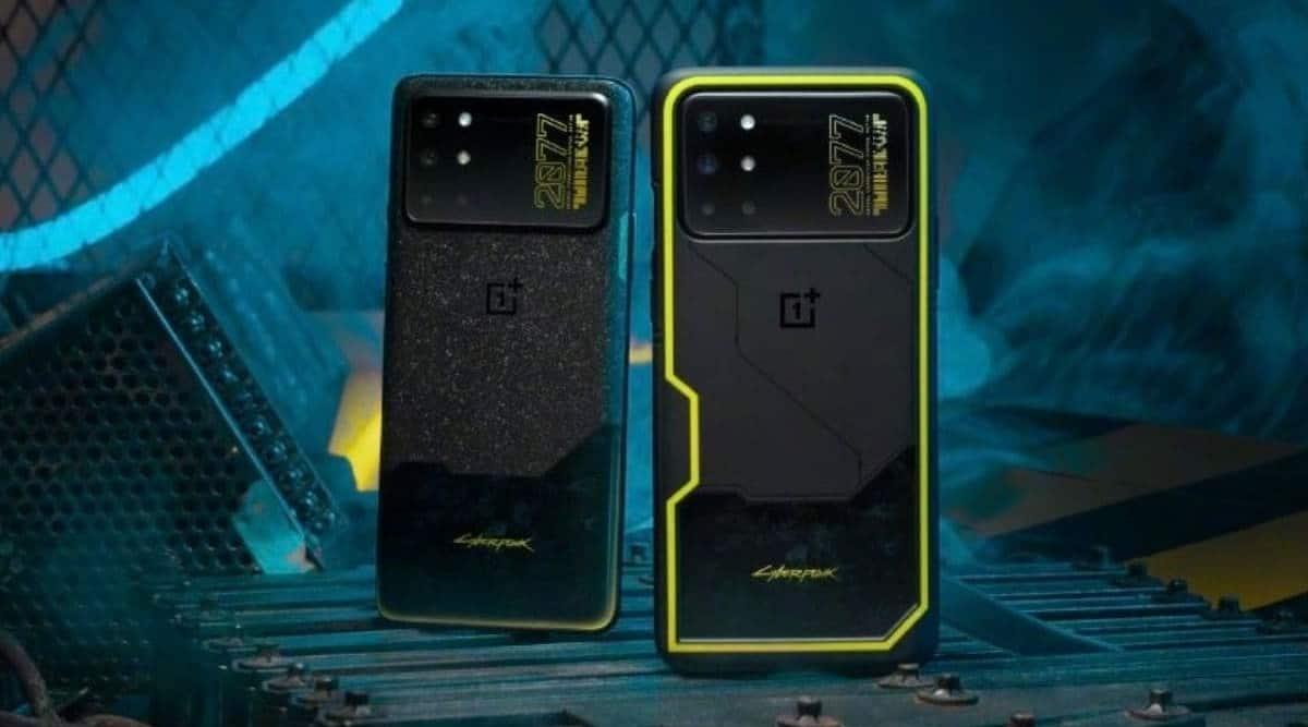 OnePlus, OnePlus 8T Cyberpunk 2077 Limited Edition, OnePlus 8T Cyberpunk 2077 Limited Edition price, OnePlus 8T Cyberpunk 2077 Limited Edition specificaitons, OnePlus 8T, Cyberpunk 2077, CD Projekt, CD Projekt RED