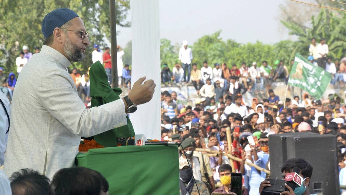In Seemanchal, Owaisi popular but it remains advantage RJD, Congress
