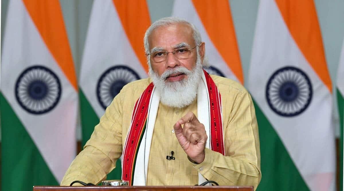 Narendra Modi, India, Constitution