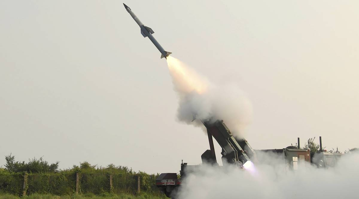 Second trial of QRSAM proves DRDO warhead's capabilities