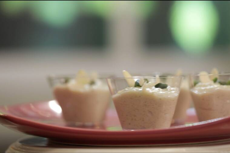 diwali desserts, diwali sweets, easy, healthy desserts, indianexpress.com, indianexpress, healthy desserts, oats coconut cookies, paan phirni, cookie crumble recipe, easy recipes,