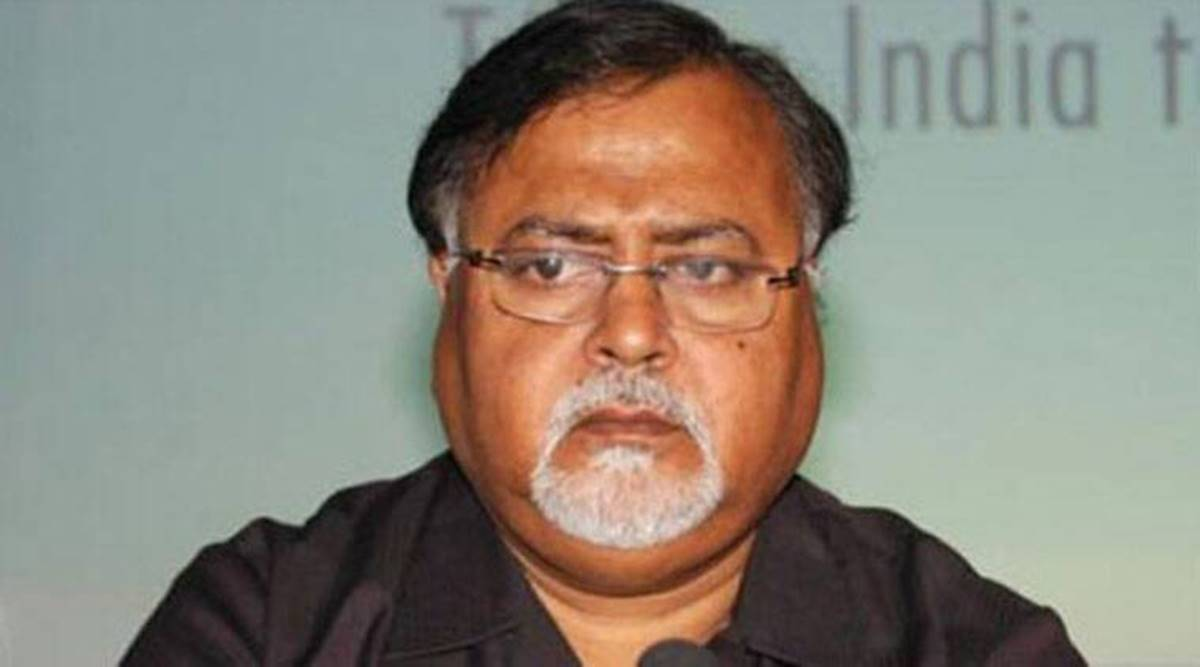 Bengal Education Minister, Partha Chatterjee, Bengal covid crisis, Kolkata news, Bengal news, Indian express news
