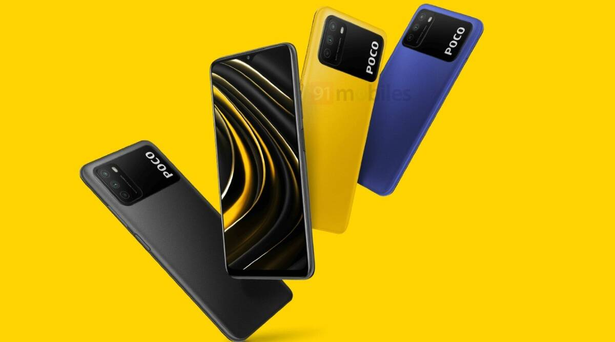 Poco M3, Poco M3 India price, Poco M3 specifications, Poco M3 features, Poco M3 release, Poco M3 leak, Poco M3 rendering, Poco M3 rumors, Poco M3 price, poco