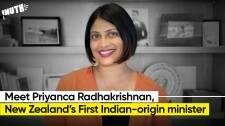 Meet Priyanca Radhakrishnan, New Zealand's First Indian-Origin Minister