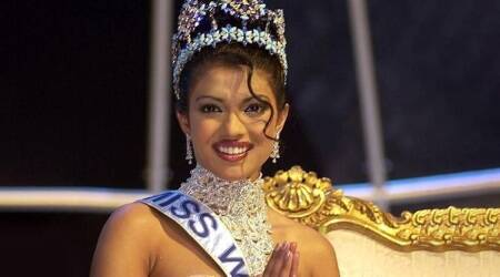 priyanka chopra, miss world 2000