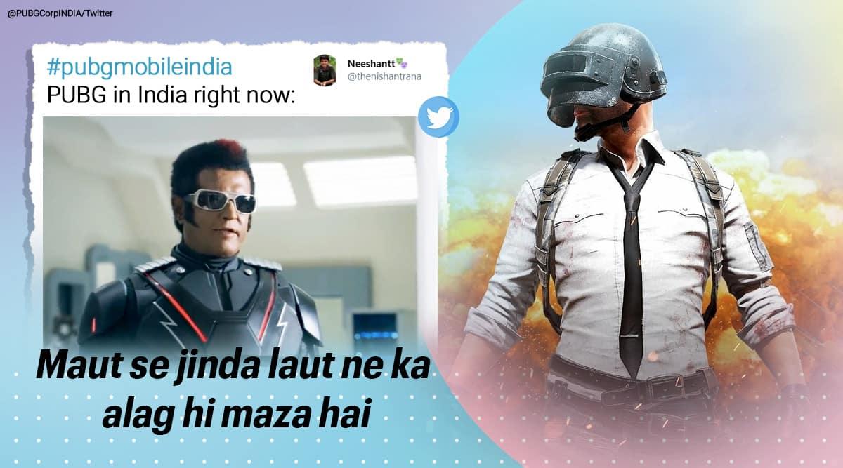 PUBG Mobile, PUBG Mobile India, PUBG Mobile India relaunch, PUBG Mobile India relaunch memes, PUBG Mobile India comeback, PUBG Mobile India comeback memes, PUBG Mobile India relaunch, PUBG Mobile India launch date, PUBG Mobile India gameplay, Pubg ban India, Pubg relaunch Twitter reaction, trending news, Indian Express news.