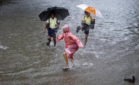 IMD predicts rainfall in southern states in the upcoming month