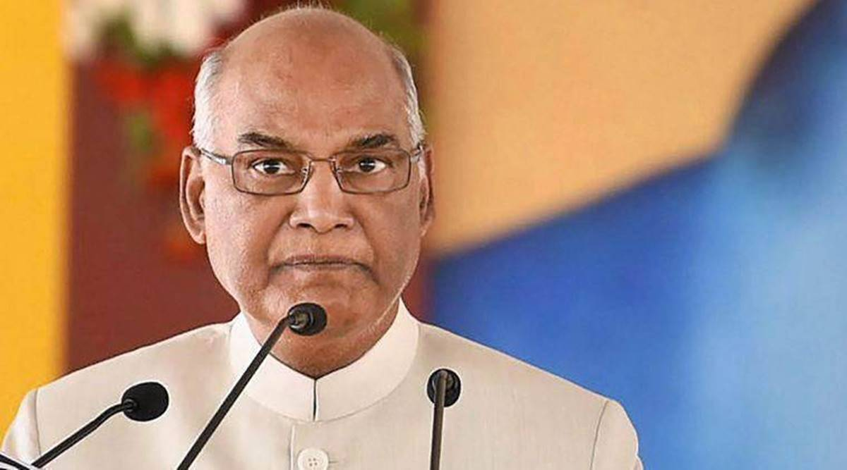 Government hospitals played pivotal role in fighting Covid: Ram Nath Kovind