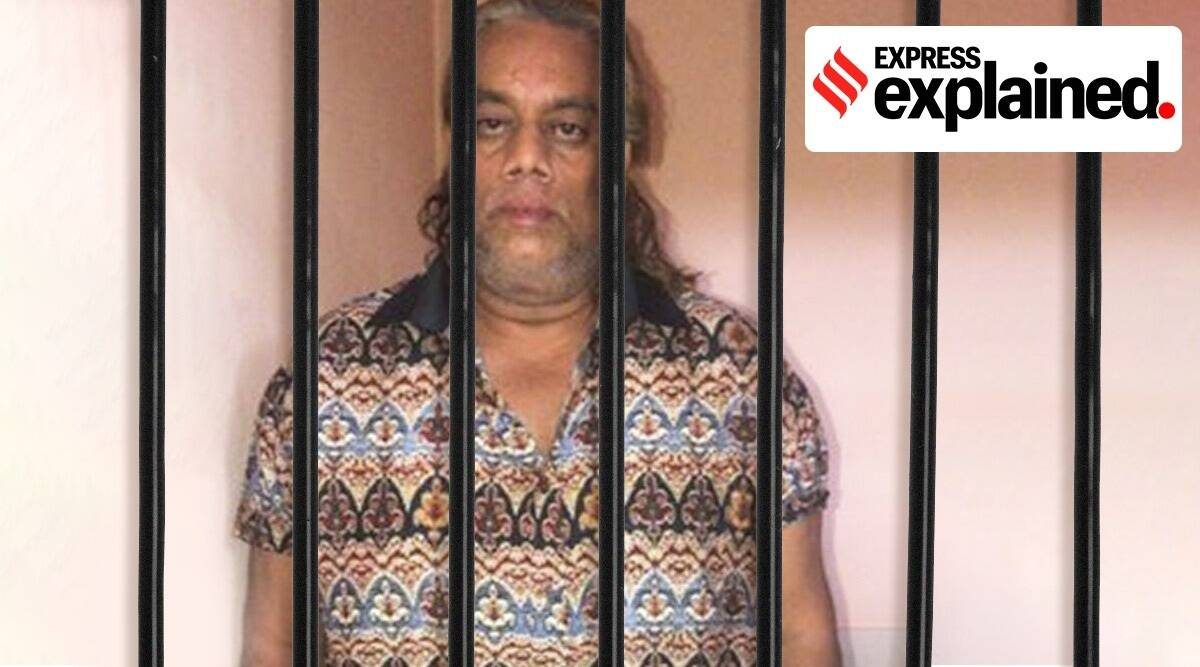 Ravi Pujari, Who is Ravi Pujari, Ravi Pujari custody, Ravi Pujari cases, Ravi Pujari trial, Ravi Pujari Mumbai, Indian Express