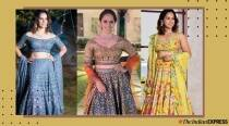 Saina Nehwal loves lehengas; here's all the proof you need