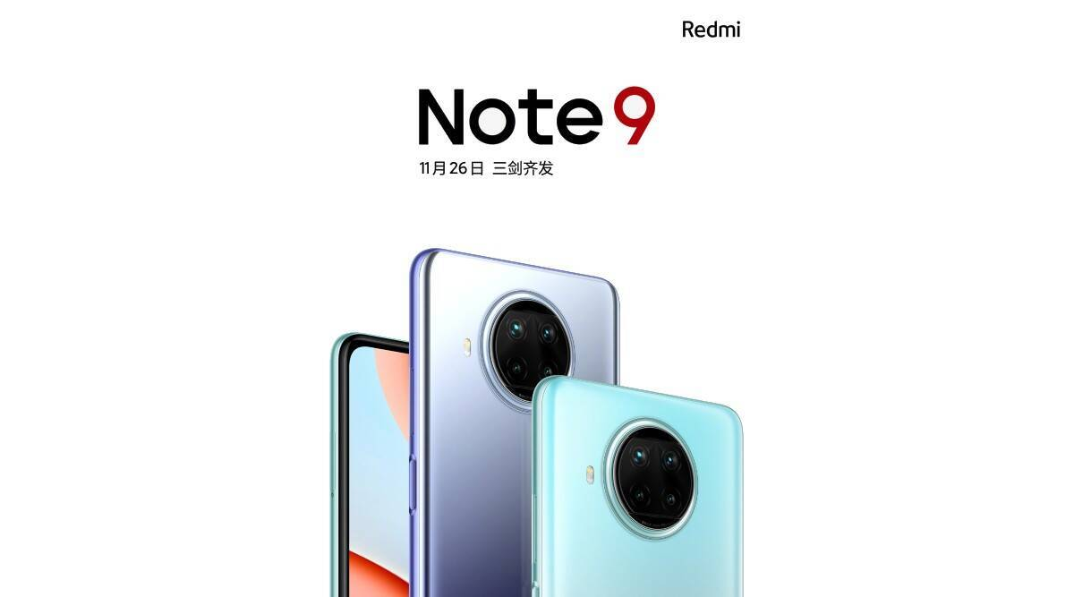Redmi Note 9 5g Series Launch Date Specifications Expected Price In India Other Details Here S What To Expect