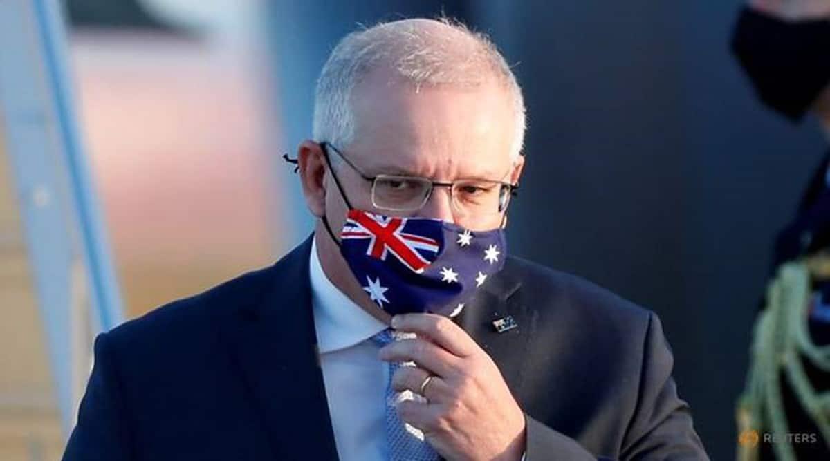 Australia Prime Minister Scott Morrison.
