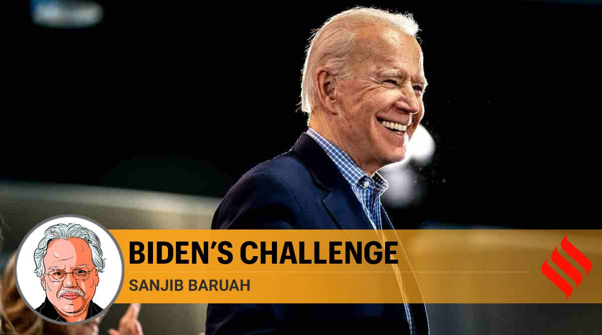 joe biden, kamala harris, us election result, us elections 2020, donald trump, joe biden us president, indian express news