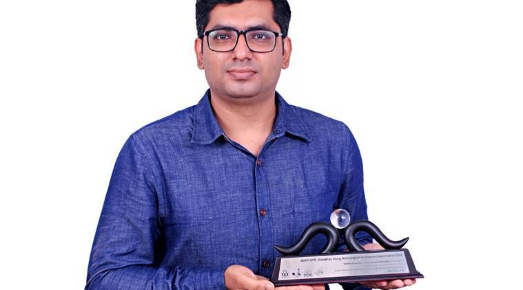 Tripla engineers generate electricity from wet cloth and win the Innovation  Award - India News Republic