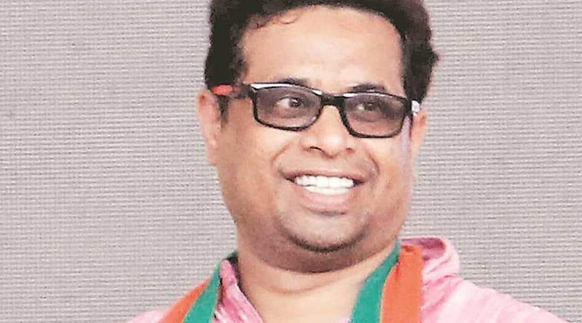 BJP MP Saumitra Khan, Suvendu Adhikari, Bengal Governor, West Bengal Assembly election, Kolkata news, Bengal news, Indian express news