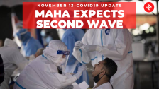 Coronavirus Update Nov 13: India records 44,879 new Covid-19 cases, 547 deaths