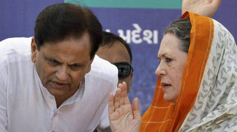 Ahmed Patel passes away, Ahmed Patel Covid-19, Sonia Gandhi on Ahmed Patel, Ahmed Patel dies, Congress on Ahmed Patel's demise, Coronavirus, Ahmed Patel death reactions, Ahmed Patel obituary, Indian express