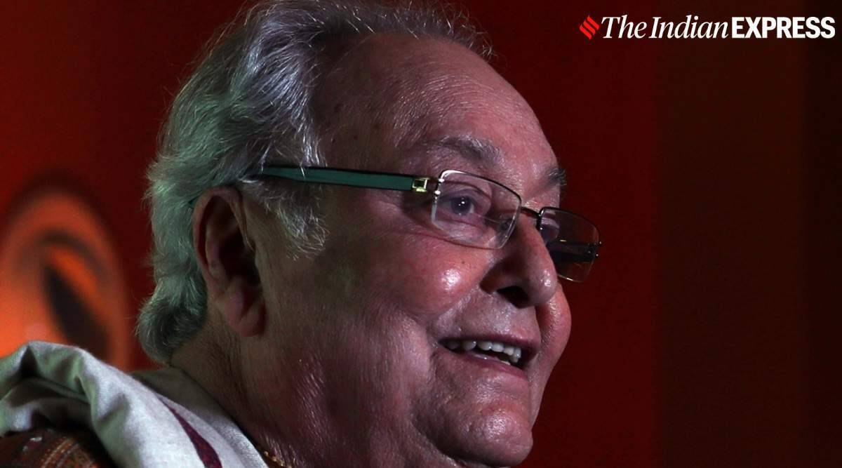 Soumitra Chatterjee, Soumitra Chatterjee health, Soumitra Chatterjee condition