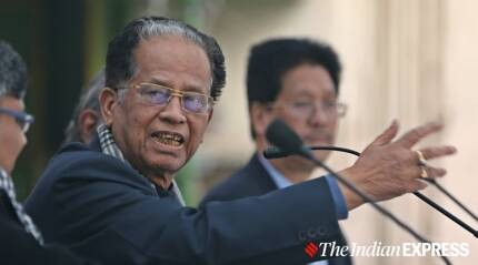 Three-time CM, Tarun Gogoi was the voice of Assam in Delhi