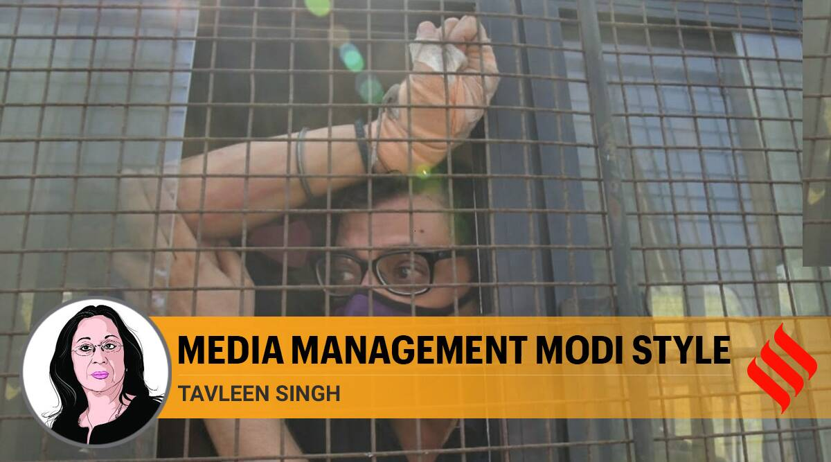 arnab goswami, arnab goswami arrest, arnab goswami bail, republic tv, narendra modi, sushant singh rajput case, tavleen singh