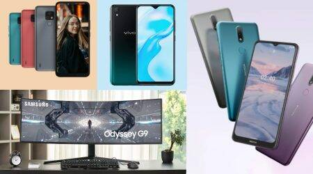 motorola, Moto e7, Nokia 2.4, Vivo Y1s, Tecno, gaming phone, Poco M3, Diesel Fadelite, smartwatch, Samsung Galaxy A12, Samsung Galaxy A02s, phone launch, tech launches, poco launch, samsung launch, smartwatch launch