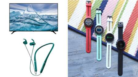 Garmin Forerunner 745, garmin watch, garmin, smartwatch, Wings, earphones, Nokia, Smart TV, 75-inch tv, motorola, Moto e7, Nokia 2.4, Vivo Y1s, Tecno, gaming phone, Poco M3, Diesel Fadelite, smartwatch, Samsung Galaxy A12, Samsung Galaxy A02s, phone launch, tech launches, poco launch, samsung launch, smartwatch launch