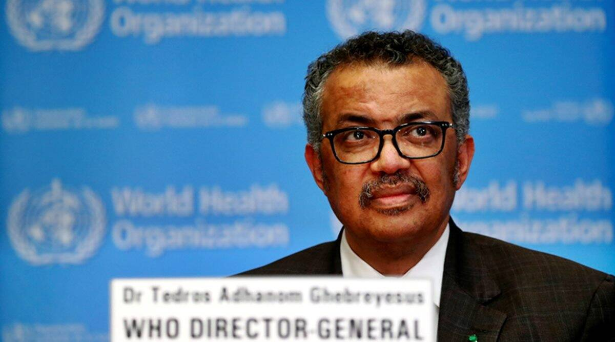 coronavirus, coronavirus global updates, who covid, who chief covid, who chief covid isolation, Tedros Adhanom Ghebreyesus