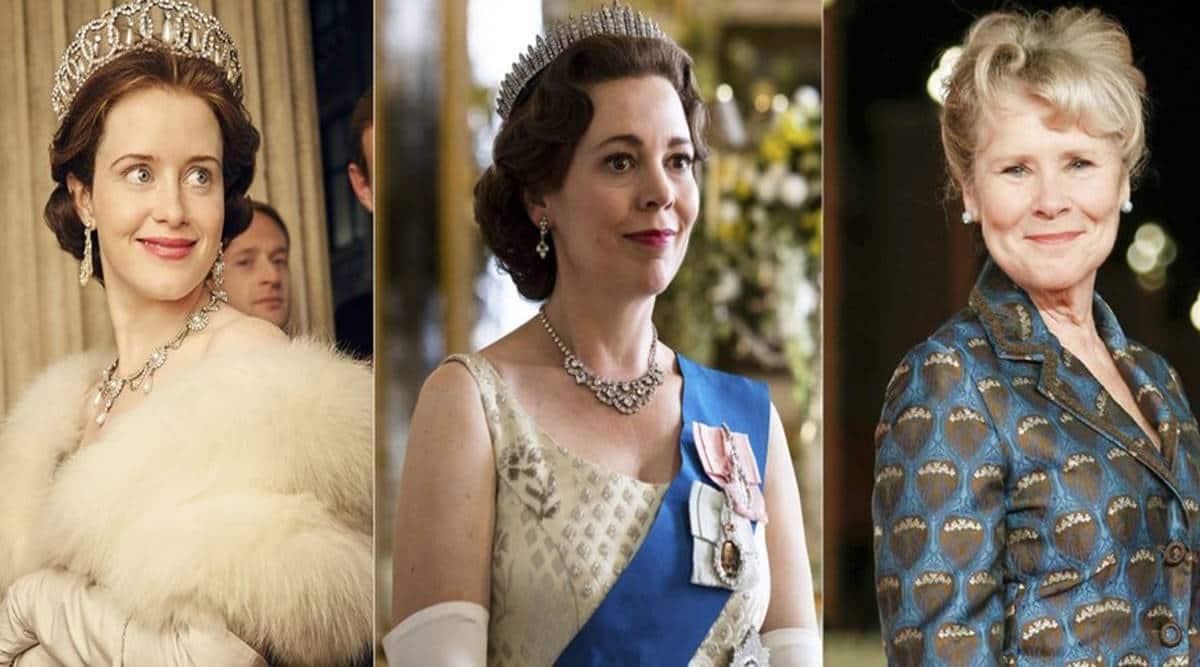 Netflix's The Crown web series