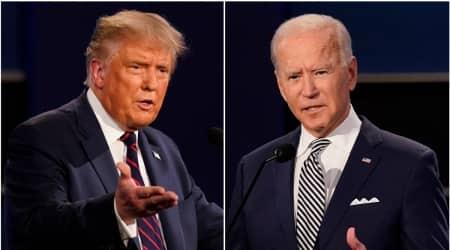 Donald Trump, Joe Biden, Trump refuses biden's win, US election results, world news, Indian express