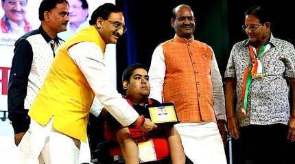 Meet Tuhin Dey who battled cerebral palsy to crack JEE, dreams to be an astrophysicist
