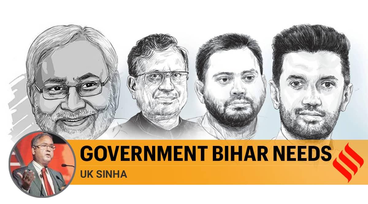 bihar elections, bihar assembly elections, bihar election results, bihar govt, nitish kumar, indian express news