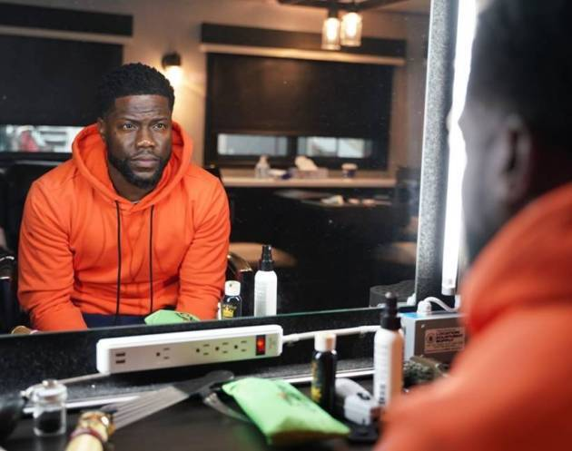 kevin hart voted