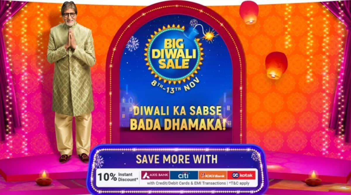 Flipkart, Flipkart Big Diwali sale, Flipkart Big Diwali sale deals, Flipkart Big Diwali sale dates, Flipkart Big Diwali sale offers, iPhone XR deals, iPhone SE deals, Motorola Razr, Flipkart sale, Flipkart Diwali sale