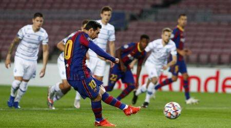 Barca vs Dynamos
